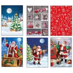 Canpol Σακούλα Χριστουγεννιάτικη Glossy Μικρή 17.8 X 22.9 - 6 Σχέδια TG-20S 5902814357125