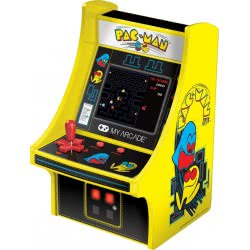 My Arcade Gaming Collectible Retro Pac-Man Micro Player Παιχνιδομηχανή DGUNL-3220 845620032204