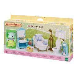 Epoch Sylvanian Families Bathroom Set 5380 5054131053805
