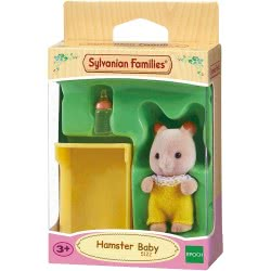 Epoch Sylvanian Families - Hamster Baby 5122 5054131051221