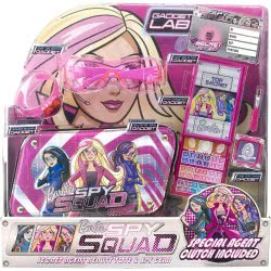 Markwins Barbie Spy Squad Secret Agent Beauty Tote And Spy Gear 9602710 4038033960271