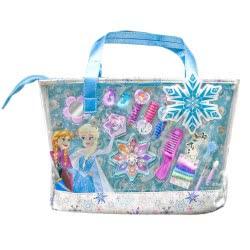 Markwins Disney Frozen A Royal Winter S Beauty Tote Τσάντα Με Μακιγιάζ Και Σετ Μαλλιών 9607110 4038033960714
