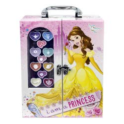 Markwins Disney Princess Let Your Heart Dream Cosmetic Σετ Make-Up Σε Βαλιτσάκι 9513110 4038033951316
