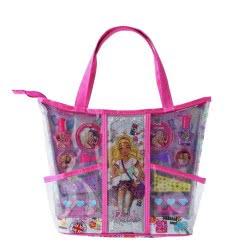 Markwins International Barbie Express Youtself Beauty Tote 9803510 4038033980354