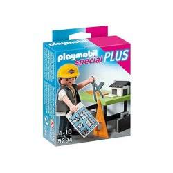Playmobil Αρχιτέκτονας Με Σχεδιαστήριο 5294 4008789052940