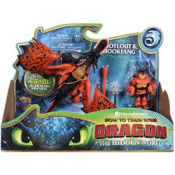 Spin Master How To Train Your Dragon The Δράκος Και Βίκινγκ - 5 Σχέδια 6045112 778988167434