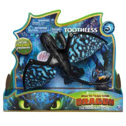 Spin Master How To Train Your Dragon The Hidden World Deluxe Dragon - 2 Design 6045090 778988167519