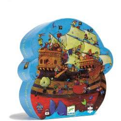 Djeco Barbarossa Boat Puzzle 54 Pieces 07241 3070900072411