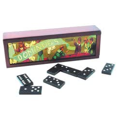 Djeco Retro Dominoes 10072 5208006100723
