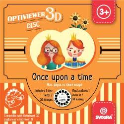 Svoora 3D Ταινίες Viewer - Δίσκος Εικόνων Μια Φορά Και Έναν Καιρό Για 3D Optiviewer 03010 5208006030105