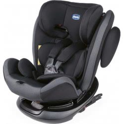 Chicco Car Seat Unico Isofix 0-36Kg - Black 51 R03-79848-51 8058664113538