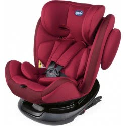 Chicco Car Seat Unico Isofix 0-36Kg - Red Passion 64 R03-79848-64 8058664113521