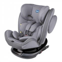 Chicco Car Seat Unico Isofix 0-36Kg - Pearl Grey 84 R03-79848-84 8058664113514