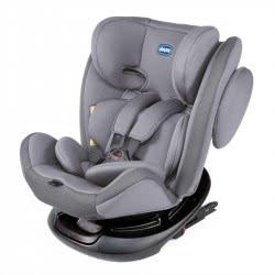 Chicco Κάθισμα Αυτοκινήτου Unico Isofix 0-36Kg - Pearl Γκρι 84 R03-79848-84 8058664113514