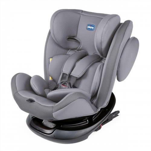 Chicco Car Seat Unico Isofix 0-36Kg - Pearl Grey 84 R03-79848-84 8058664113514