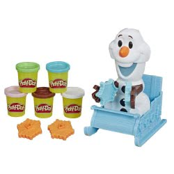 Hasbro Play-Doh Olaf Sleigh Ride Snowball Maker E5375 5010993603077