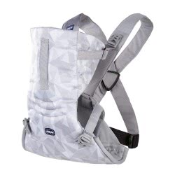Chicco Baby Carrier Easy Fit Geometric Grey 07 P15-79154-07 8058664122646
