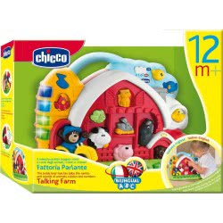 Chicco Bilingual ABC Talking Farm Z03-60079-00 8058664079681