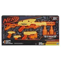 Hasbro Nerf Alpha Strike Battalion Set E8444 5010993640461