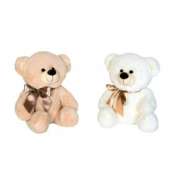 Christakopoulos Plush Sitting Bear 30 Cm 2 Colors 4822 5212007561438