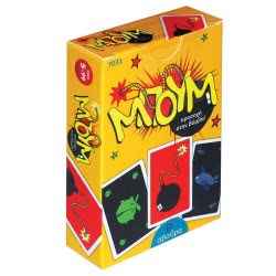 Σβούρα Boom Card Board Game 7031 5020201970310