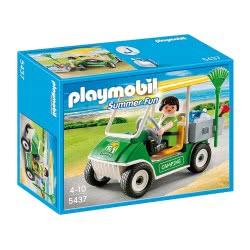 Playmobil Όχημα Υποστήριξης Camping 5437 4008789054371