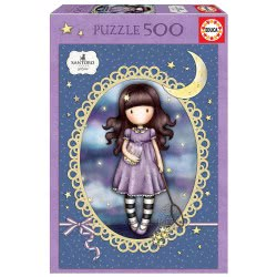 EDUCA Gorjuss Puzzle 500 Pieces Catch A Start 17990 8412668179905
