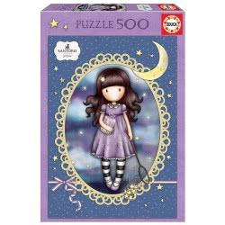 EDUCA Gorjuss Puzzle 500 Pieces Catch A Start 17990 8412668179905