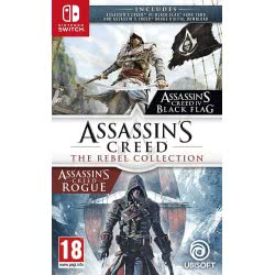 UBISOFT Nintendo Switch Assassin S Creed Rebel Collection 3307216148364 3307216148364