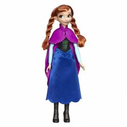 Hasbro Disney Frozen Basic Doll Anna E5512 / E6739 5010993608188