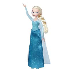 Hasbro Disney Frozen Basic Doll Elsa E5512 / E6738 5010993608171