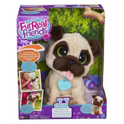 Hasbro Σκυλάκι Furreal JJ My Jumpin Pug B0449 5010994856250