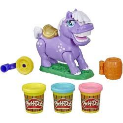 Hasbro Play-Doh Animal Crew Naybelle Show Pony E6726 5010993633067