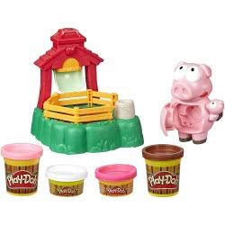 Hasbro Play-Doh Animal Crew Pigsley Spashin Pigs E6723 5010993632961
