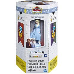 Hasbro Play-Doh Mysteries Snow Globe Playset Disney Frozen II E4904 5010993614400