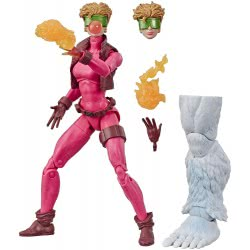 Hasbro Marvel Legends Series X-Men Action Figure - Boom-Boom E5302 / E6114 5010993598038