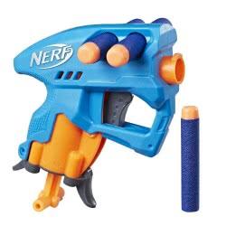Hasbro Nerf Nanofire Blue E0121 / E0667 5010993451418