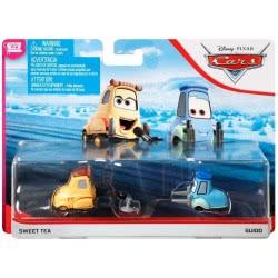 Mattel Disney/Pixar Cars 3 Hit And Run Set Of 2 Sweet Tea And Guido DXV99 / GCK19 887961728859