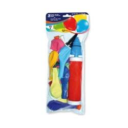OEM Τρόμπα 25 Εκ. Για Μπαλόνια Και 20 Μπαλόνια 30-P 8421332004740
