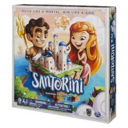 Spin Master Santorini Gordon Hamilton Επιτραπέζιο Καρτών Σαντορίνη 20095149 778988711538