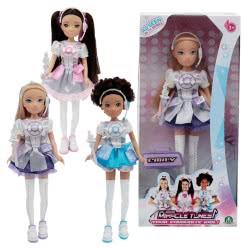 GIOCHI PREZIOSI Idol X Warrior Miracle Tunes Fashion Doll - 3 Designs MRC13000 8056379068419