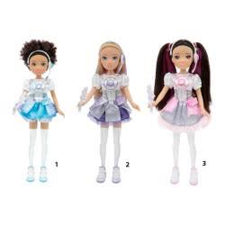 GIOCHI PREZIOSI Idol X Warrior Miracle Tunes Κούκλα Μόδας - 3 Σχέδια MRC13000 8056379068419