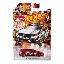 Mattel Hot Wheels 2019 HW 16 Honda Civic Type R GDG44 / GJV53 887961818758