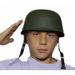maskarata Κράνος Στρατιωτικό Φαιοπράσινο ΚΚ94416 6991257944169