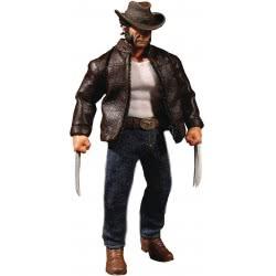 Mezco Toyz One 12 Collective Logan Marvel Action Figure 76534 0696198765342