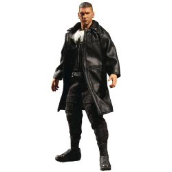 Mezco Toyz The Punisher (Marvel Netflix) One:12 Collective Action Figure 76780 0696198767803
