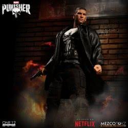 Mezco Toyz One 12 Collective Punisher Marvel Συλλεκτική Φιγούρα 17 Εκ. 76780 0696198767803