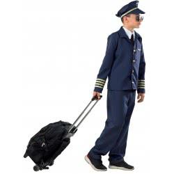 Fun Fashion Costume Pilot No 10 406-10 5204745406102
