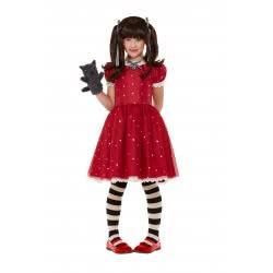 Santoro London Gorjuss Carnaval Costume The Ruby Νο 6 52366 5020570504130