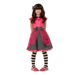 Santoro London Gorjuss Carnaval Costume Ladybird Νο 6 52367 5020570504192